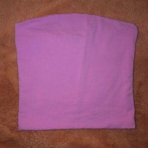Pink Brandy Melville Jenny Tube Top